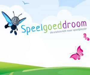 Speelgoeddroom promotie : Dag van de webshop