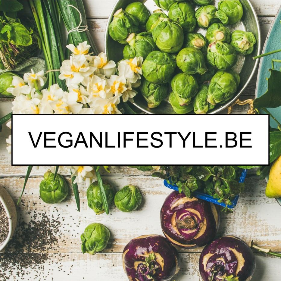 Veganlifestyle promotie : Dag Van De Webshop