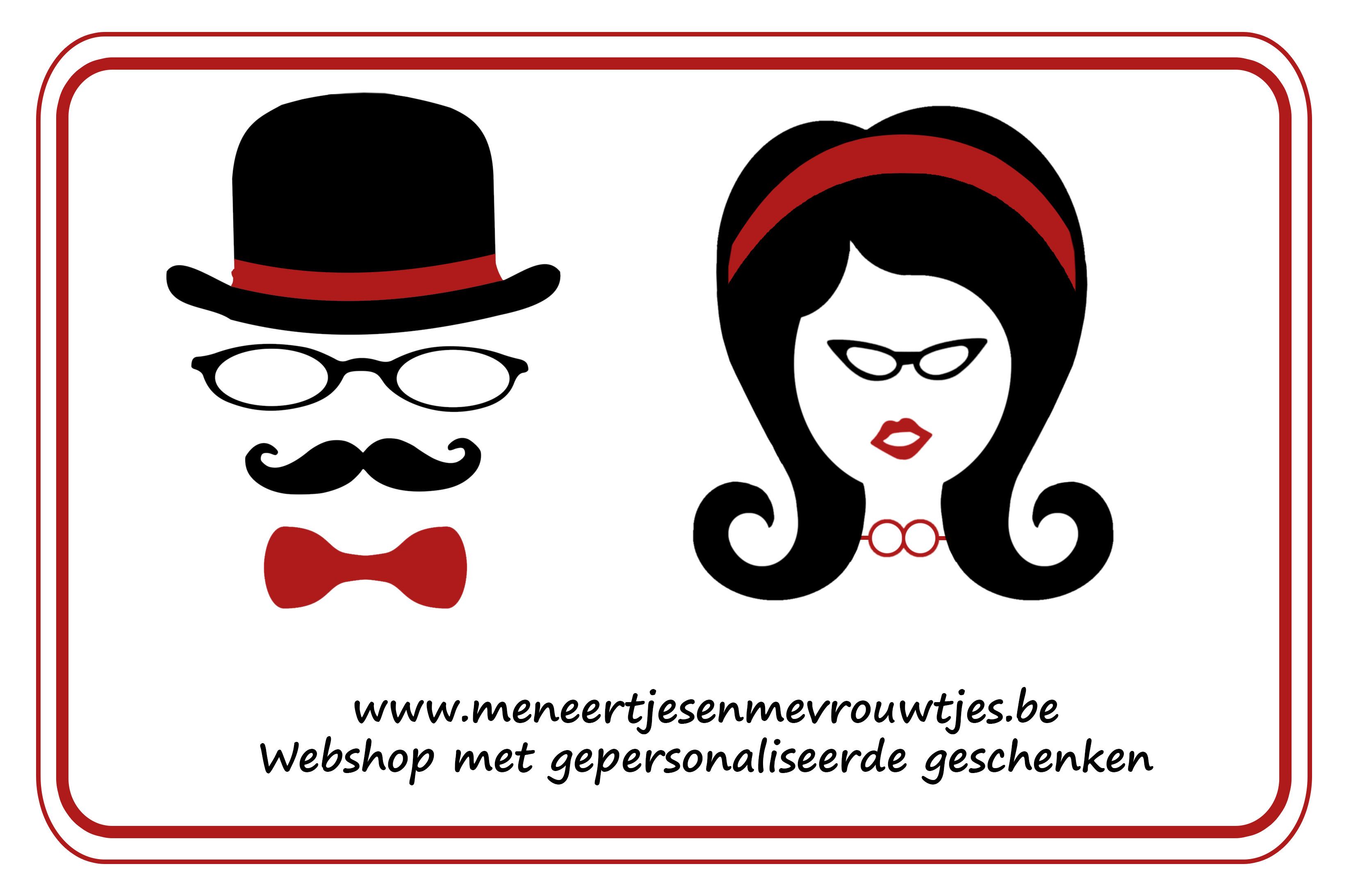 Meneertjes en Mevrouwtjes promotie : Dag van de Webshop