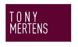 Promotion Tony Mertens : Promoties