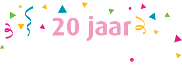 Drogisterij.net promotie : 20 jarig bestaan
