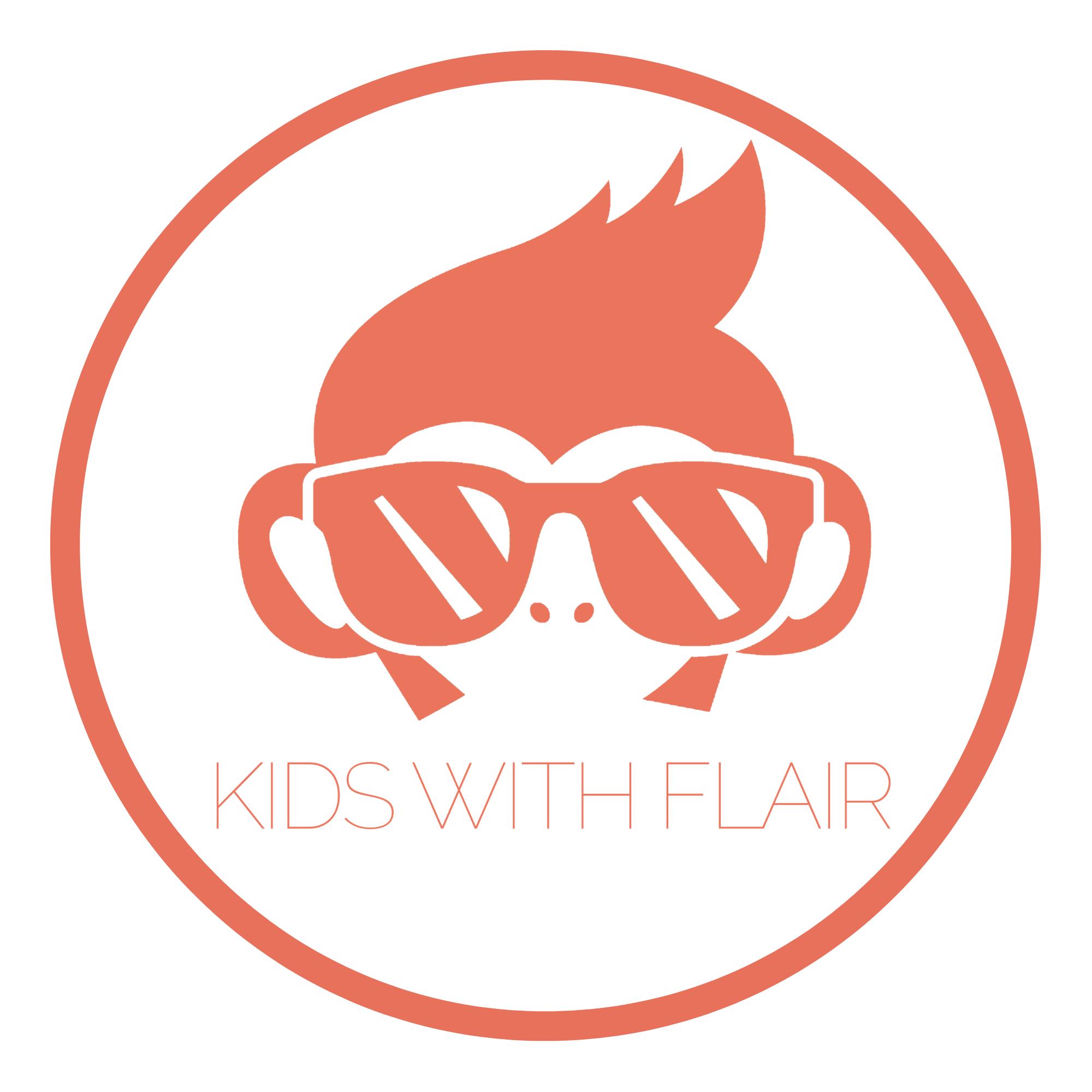 Kids with Flair promotie : Dag van de webshop