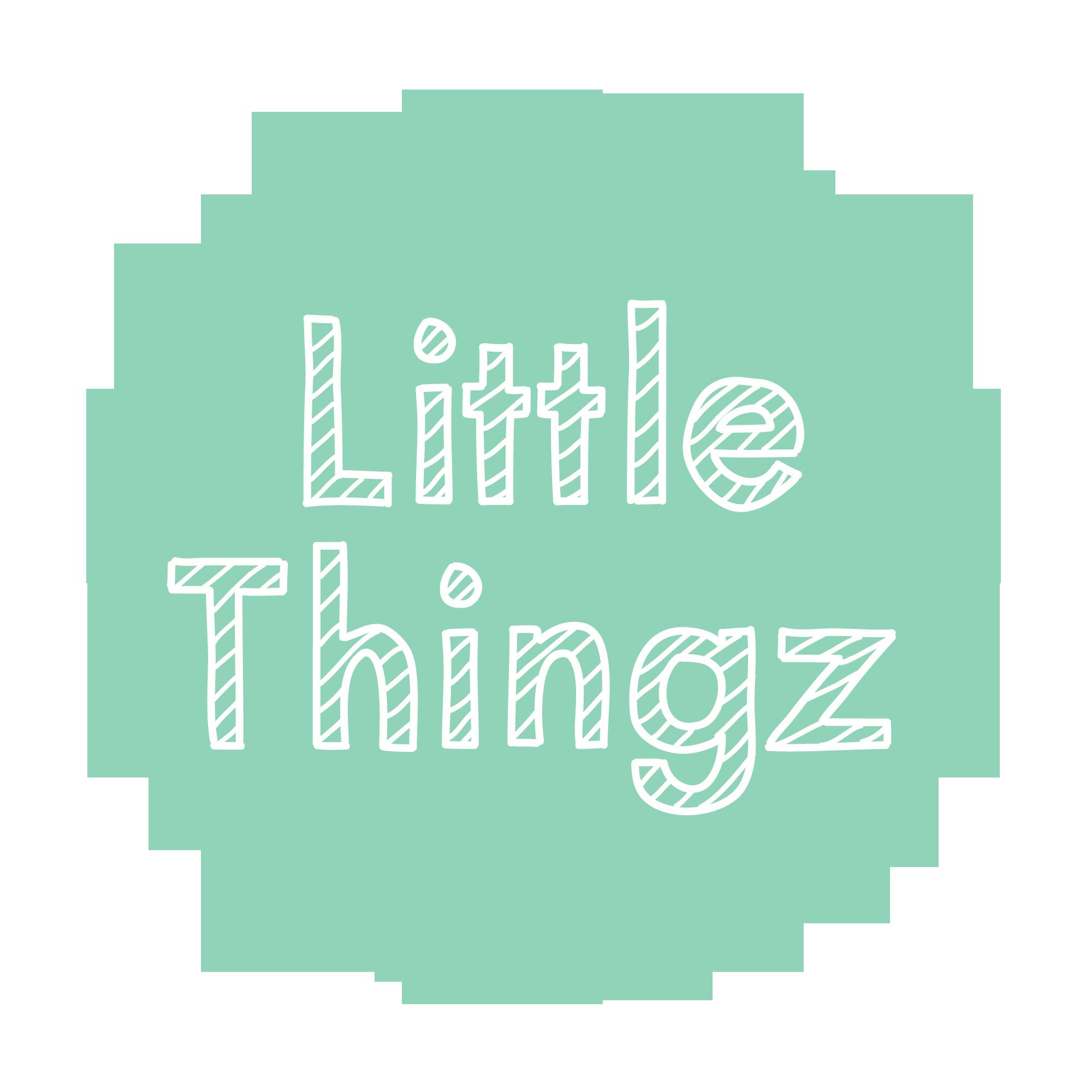 Little Thingz promotie : Dag van de webshop