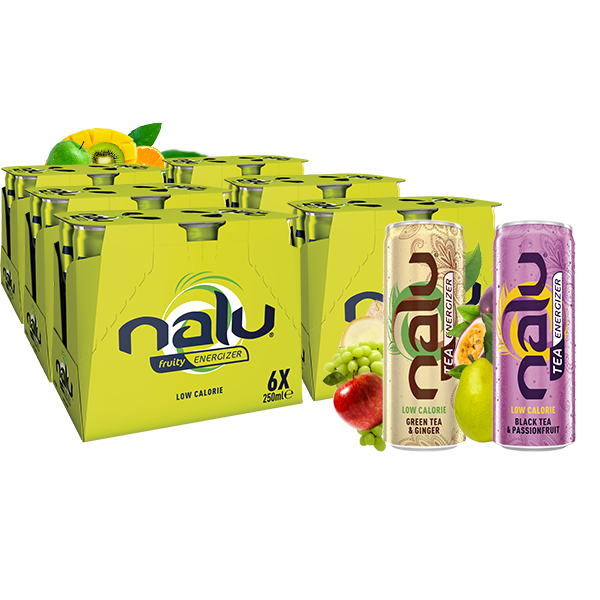 "Jouw ""Nalu Energy Box"" voor € 32,67 i.p.v. € 43,44"