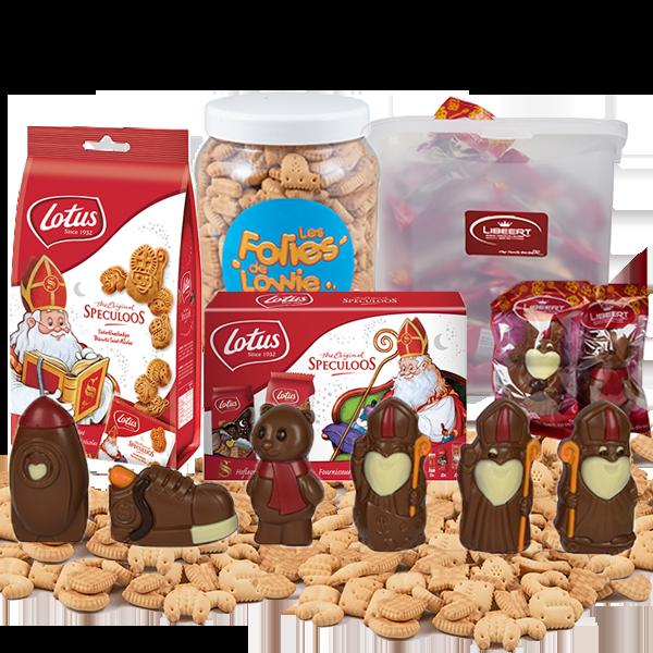 """Jouw """"Sinterklaas Box"""" voor € 37,90 i.p.v. € 47,50"""